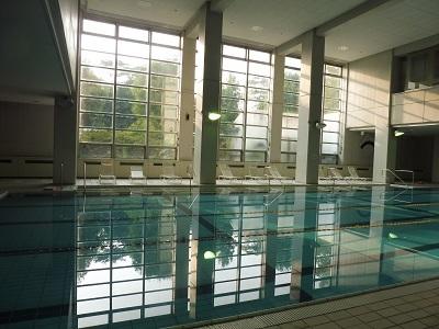びわ湖マリオットホテルのプール