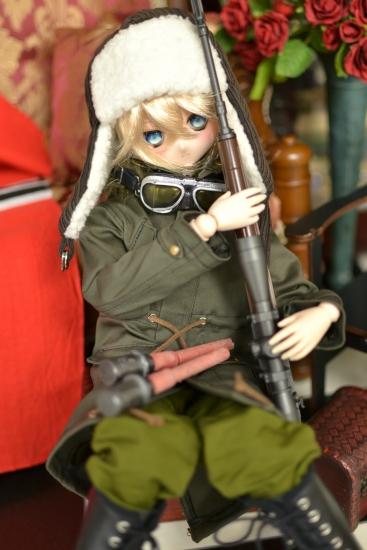 ターニャ少佐-戦闘服っぽい-3