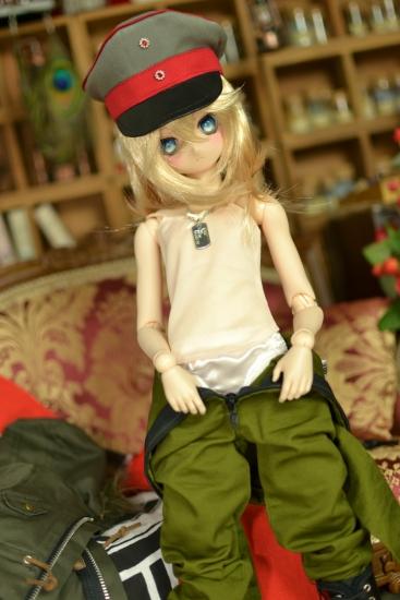 ターニャ少佐-戦闘服っぽい-7
