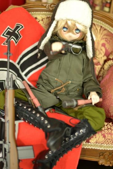 ターニャ少佐-戦闘服っぽい-4