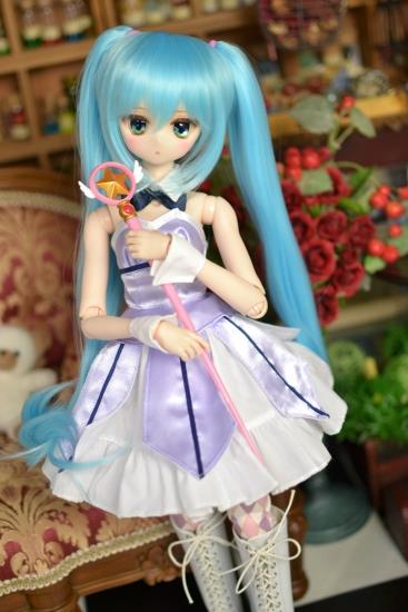 魔法少女っぽい服ー1