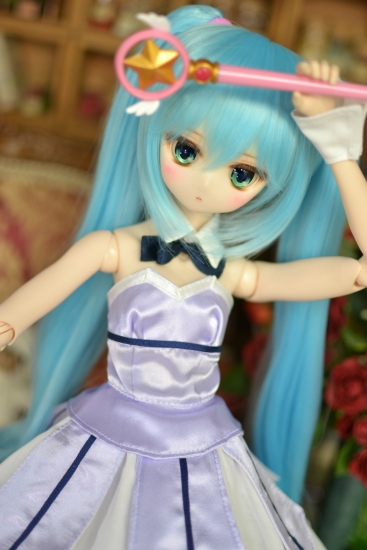 魔法少女っぽい服ー3