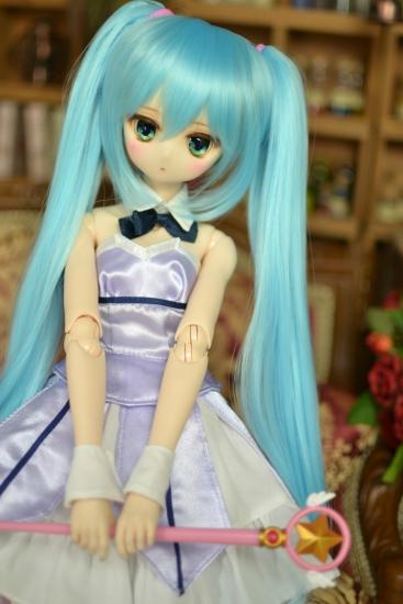 魔法少女っぽい服ー4