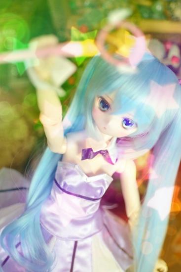魔法少女っぽい服ー2