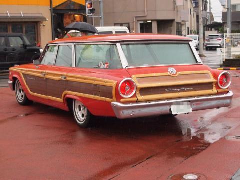 フォード カントリースクワイア