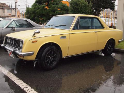 トヨタ1600GT