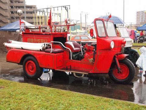日本造機 NM1型 消防三輪車