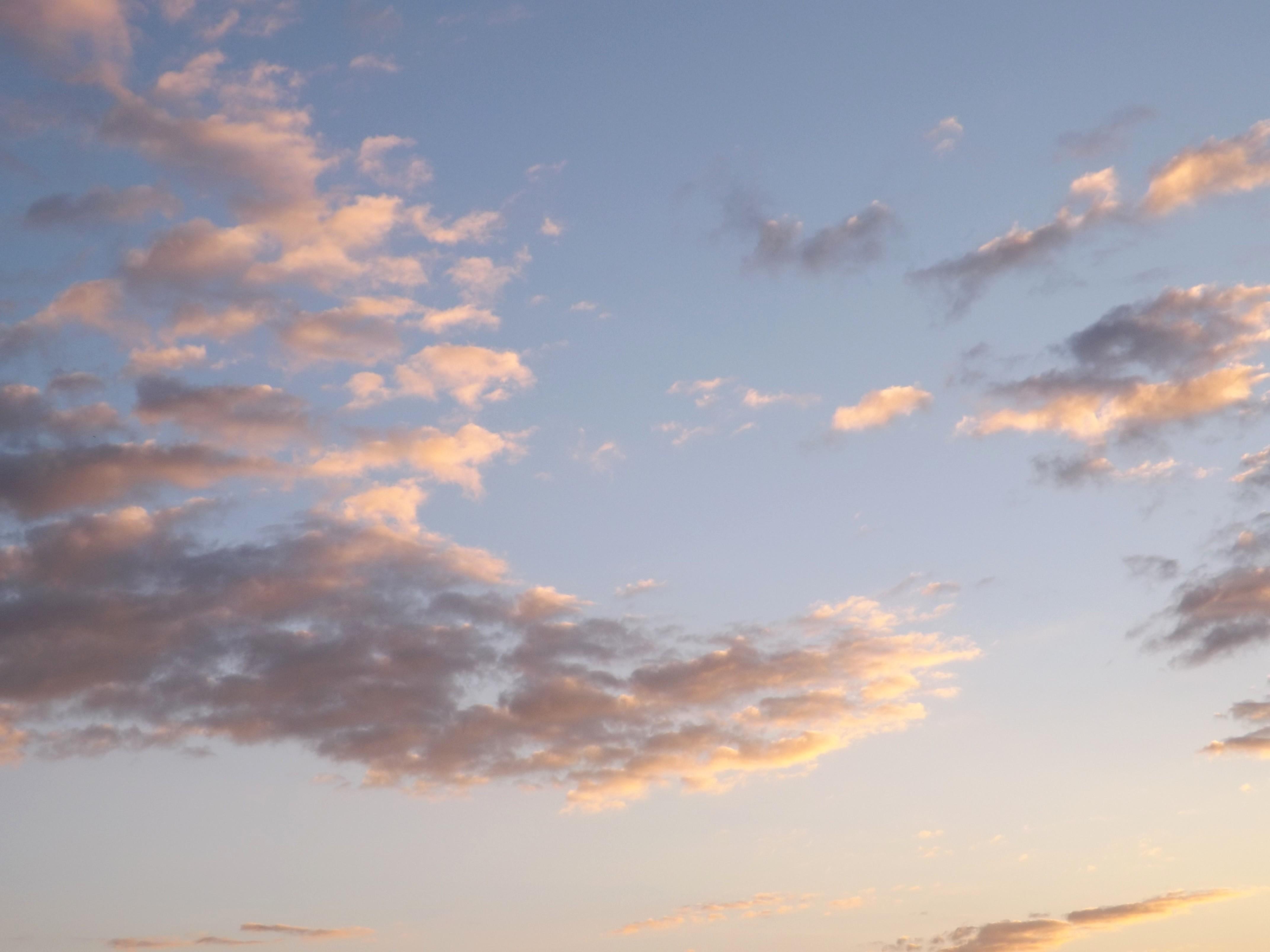 今朝の空・・・♪
