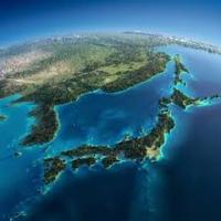 島国日本イメージ