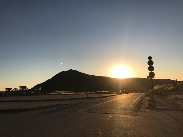 9月30日 阿蘇山1