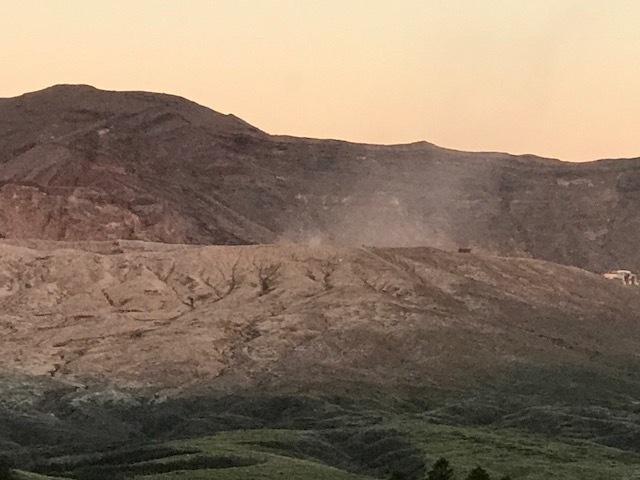 9月30日 阿蘇山 火口1