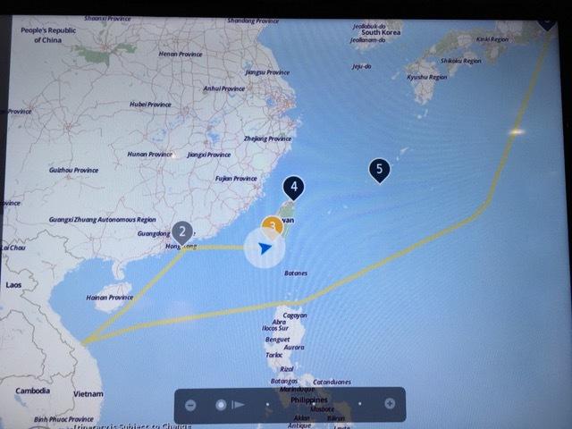 11月5日 台湾高雄寄港中