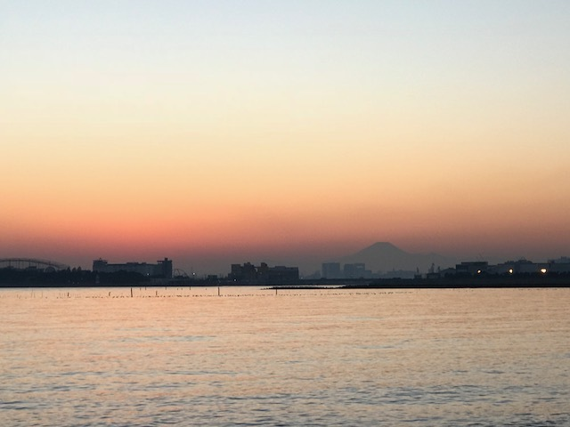 12月3日 葛西臨海公園にて1