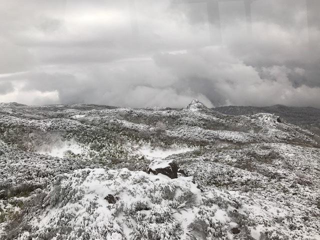旭岳の様子5