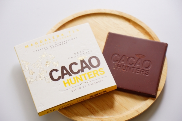 【CACAO HUNTERS】マグダレナ71%