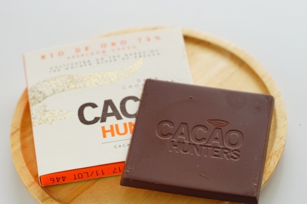 【CACAO HUNTERS】リオ・デ・オロ73%