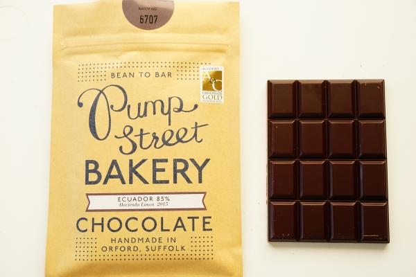 【Pump Street BAKERY】ECURDOR 85%