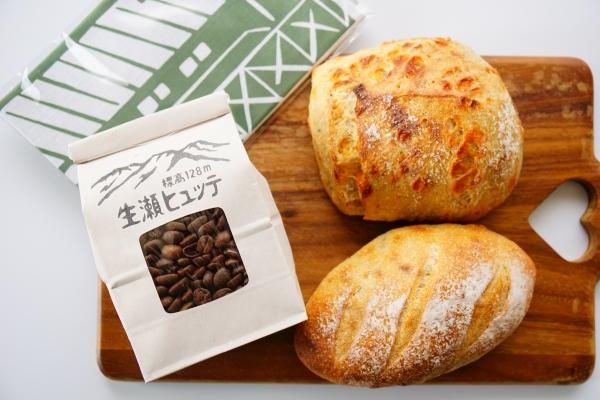 【生瀬ヒュッテ】2017年12月のパン