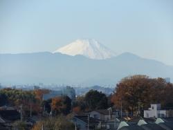 20171125三鷹富士山2