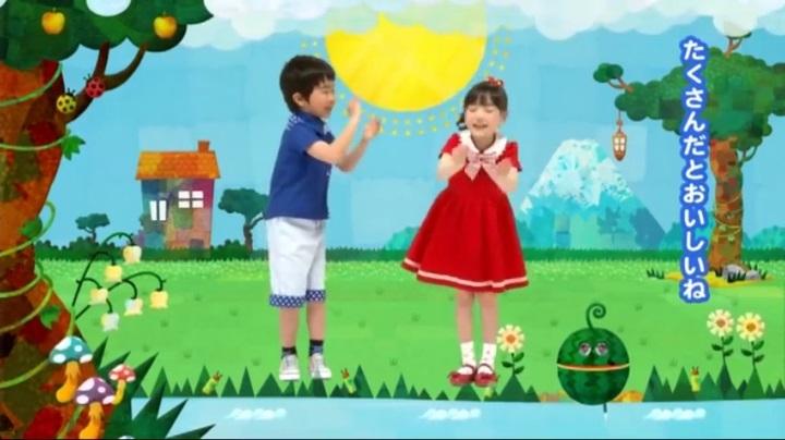 芦田愛菜ちゃん達がマルモリ中学生版で比較、ゴマ塩さん沢山だと(小学生版)