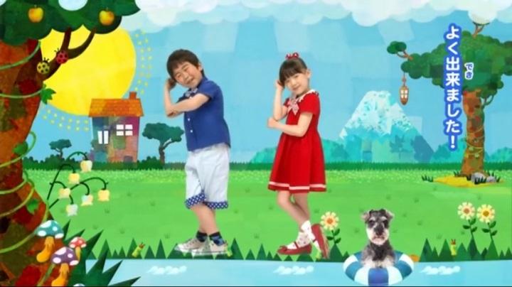 芦田愛菜ちゃん達がマルモリ中学生版で比較、よく出来ました! (小学生版)