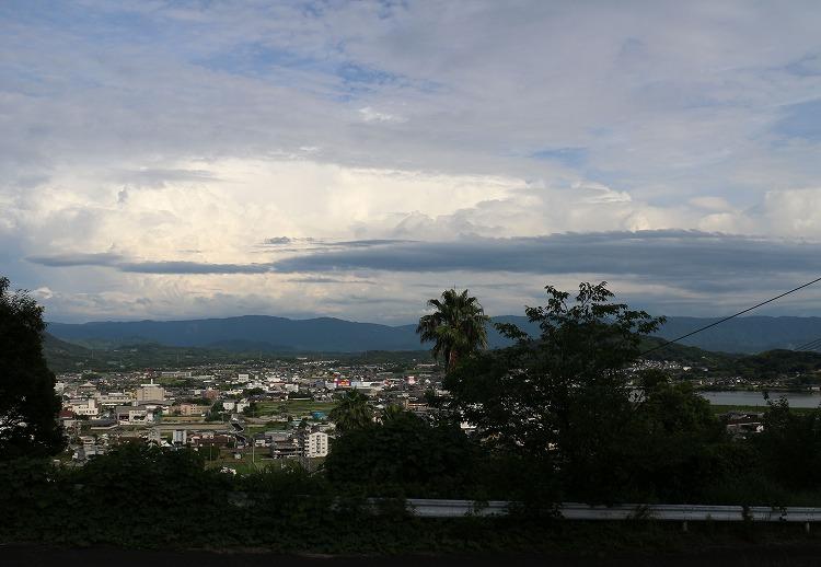 トカミ山から南 29 10 6