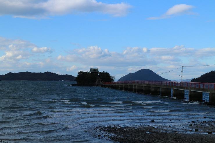 津嶋さん 寒い海 29 11 19