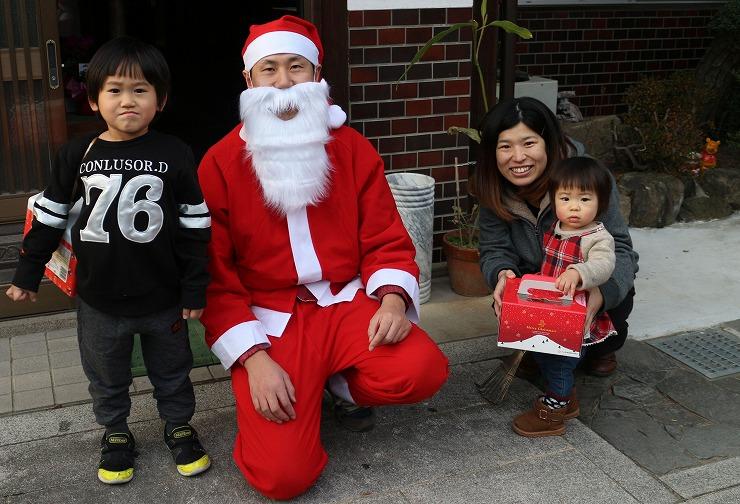 サンタさんありがとう! 29 12 23
