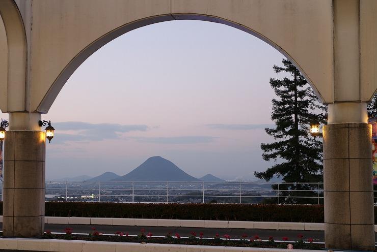 レオマから讃岐富士 29 12 25