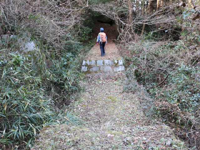 IMG6550JPGめくら谷の石垣堰堤