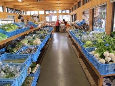1-3道の駅野菜売り場