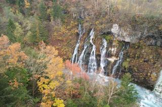しろひげの滝2