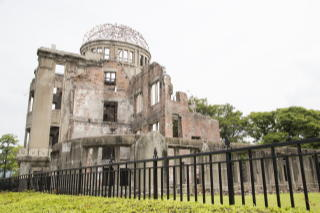 広島原爆ドーム(1)