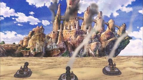 クジラの子らは砂上に歌う 第3話  こんな世界は、もうどうでもいい アニメ実況 感想 画像