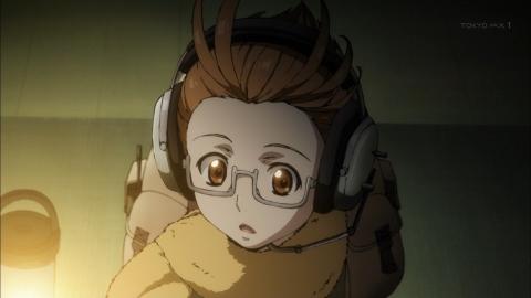十二大戦 第4話 敵もさる者ひっかく者 アニメ実況 感想 画像