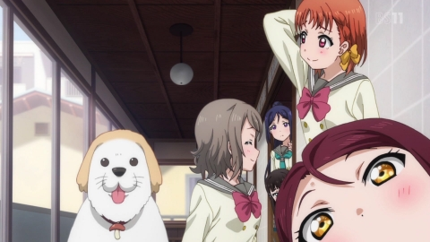 ラブライブ!サンシャイン!!(2) 第5話 犬を拾う。 アニメ実況 感想 画像