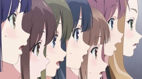 Wake Up, Girls! 新章 第1話 私たち、Wake Up, Girls! でーす! アニメ実況 感想 画像
