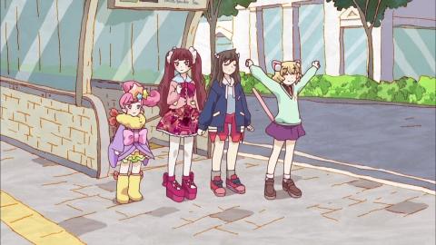 URAHARA 第2話 ポップコーンパニック アニメ実況 感想 画像