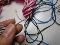 メドゥプ用紐 組み紐