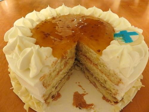 フィンランド 独立100周年記念 ケーキ SUOMI 100 Kakku