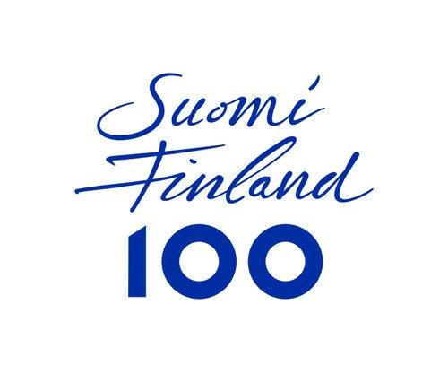 Suomi 100 フィンランド独立100周年記念