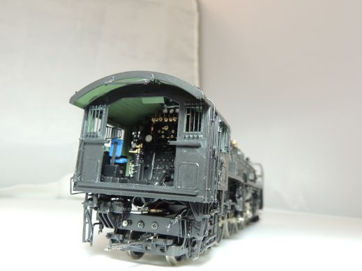 C62 3 Sスケール 天賞堂