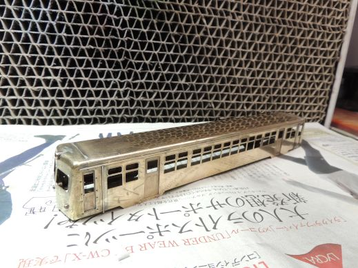 関東鉄道キハ715 KSモデル