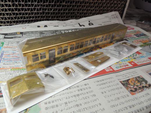 夕張鉄道 キハ252 KSモデル