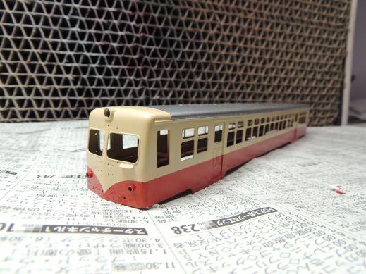 夕張鉄道キハ252 KSモデル