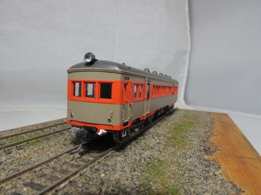 東武クハ410 OTT企画 モデルワム