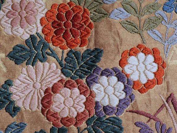 唐織袋帯②