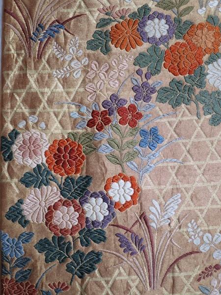 唐織袋帯①