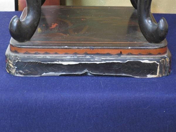 琉球花台修理前2