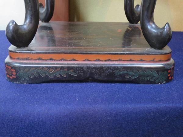 琉球花台修理前4